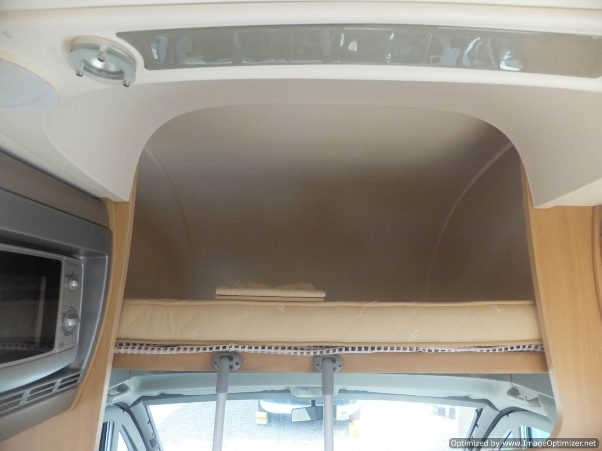 Bessacarr E495 6 Berth Motorhome