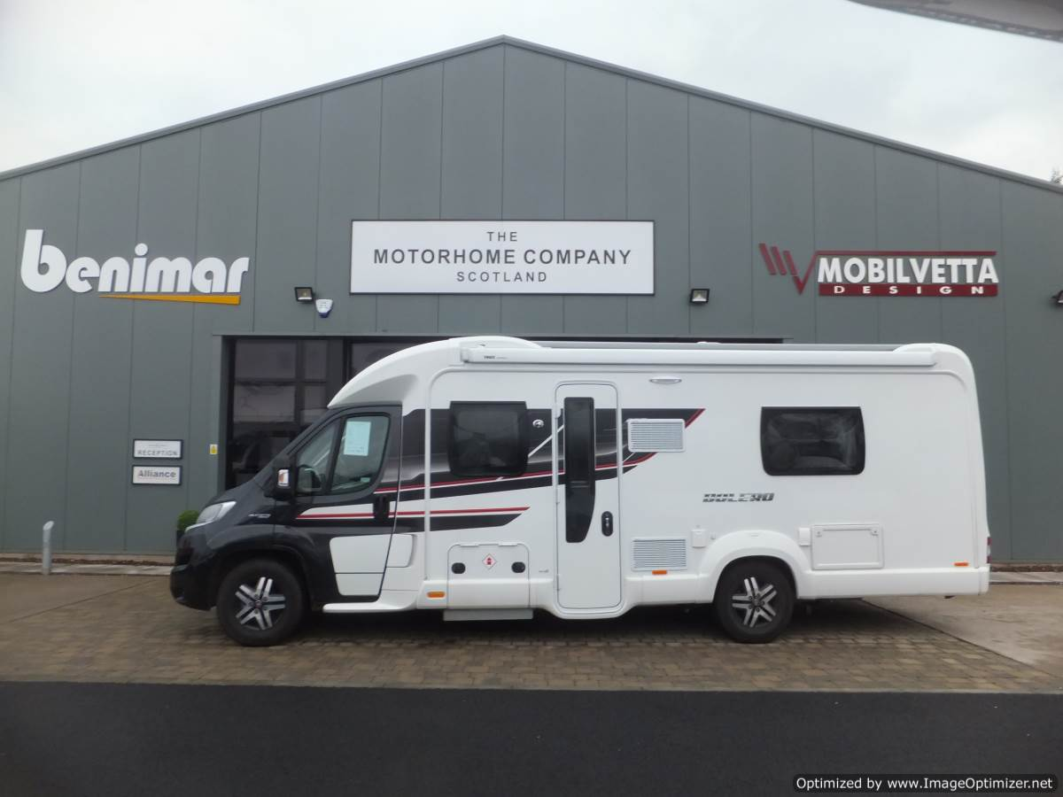 Swift Bolero 714SB 4 Berth Motorhome